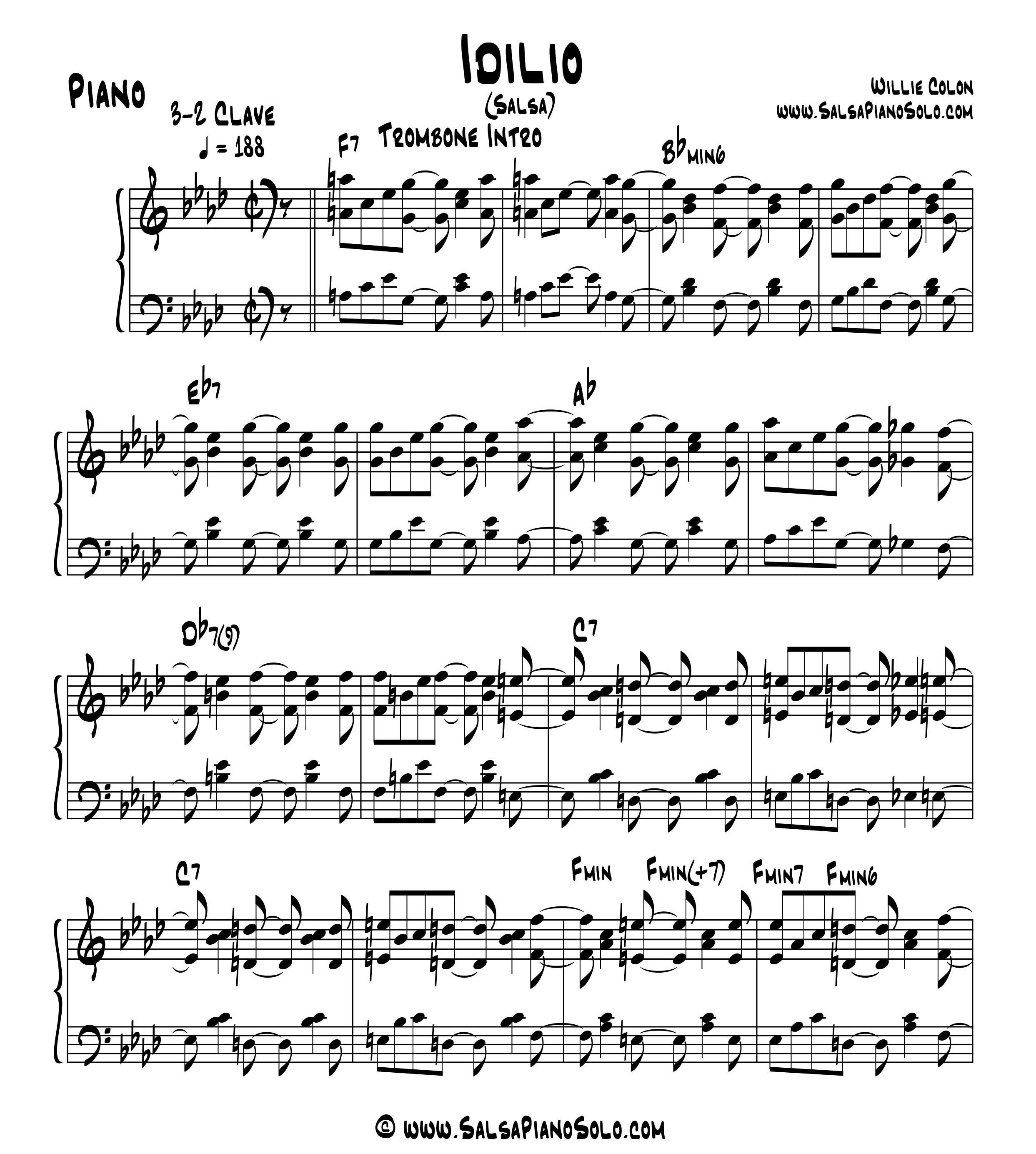 Salsa piano montuno piano montuno patterns timba albeniz quintana salsa piano solo salsa piano montuno salsa bass tumbao latin hexwebz Choice Image